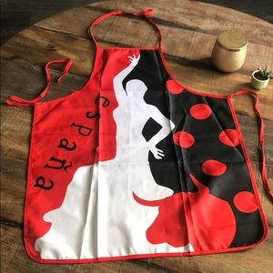 Accessories - Spanish Dancer Cooking Apron